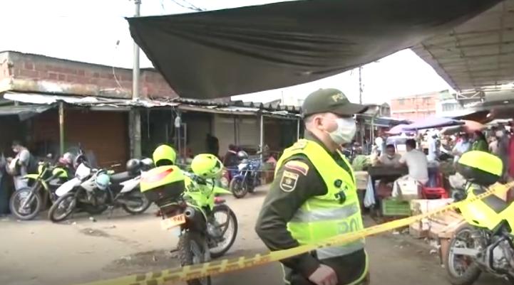 Tres muertos y un herido deja balacera en la galería de Santa Elena