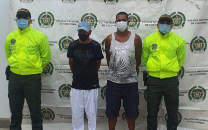 Capturados por múltiple homicidio en la galería Santa Elena