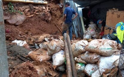 Ayudas humanitarias para familias del Valle afectadas por ola invernal