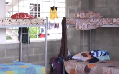 Más de 100 familias afectadas por las lluvias en Cali, se encuentran en un albergue temporal
