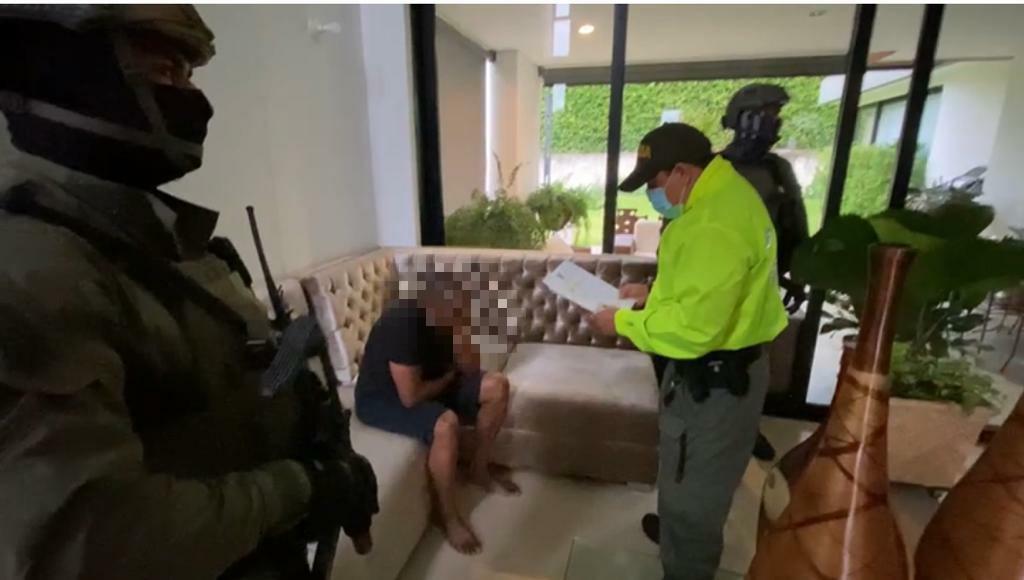 Ómar Ambuila, exfuncionario de la DIAN, fue recapturado para ser extraditado