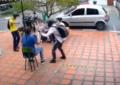 Capturan a uno de los ladrones que hurtaba en motocicleta en Cali