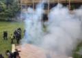 Tensión en la Universidad del Valle: estudiantes se tomaron el campus