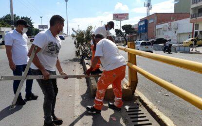 A $450 millones ascienden daños de mobiliario de tránsito en Cali durante manifestaciones