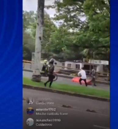 Investigan a policías y civiles por el hecho del 28 de Mayo en Ciudad Jardín