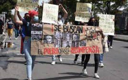 Solicitan cifra real de desaparecidos en medio de las protestas en Cali