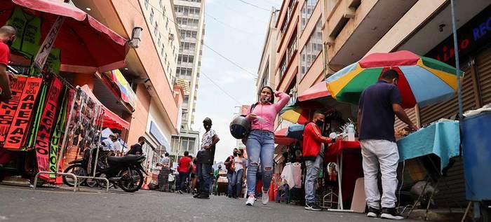 Comerciantes del centro de Cali revelan pérdidas millonarias por protestas y la pandemia Covid-19