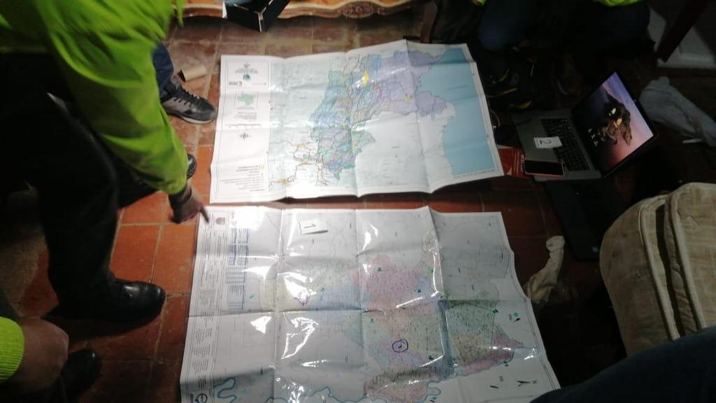 Cayeron 7 integrantes de la 'Segunda Marquetalia', vinculados a actos vandálicos y criminales en Cali