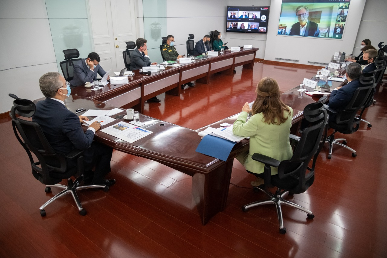 Gobierno asegura que continúa con los espacios de escucha activa en distintas regiones del país