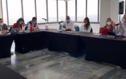 Gobernación del Valle se reunió con la CIDH para exponer los protocolos en el marco de la protesta