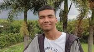 Familiares de Santiago Ochoa desmienten que joven pertenecía a primera línea de Tuluá.