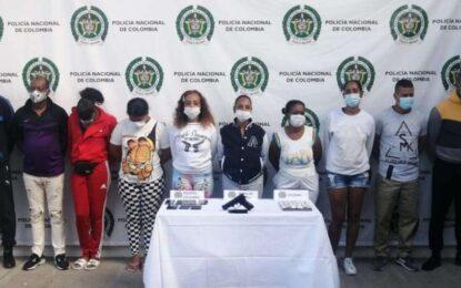 Cayeron los 'Pantaneros': secuestraban bajo la modalidad del 'falso servicio'