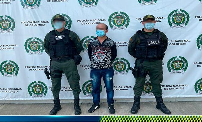 Capturado «Pablo» cabecilla de la comisión y finanzas de las Disidencias