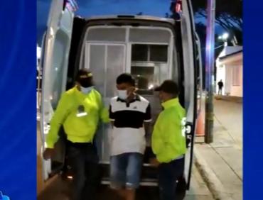 Capturan presunto homicida de Óscar Iván Suárez Riascos edil de la comuna 15