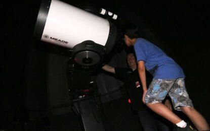 Observatorio astronómico del Valle abre de nuevo sus puertas