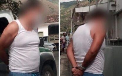 Concejal de Vijes capturado por posible violación