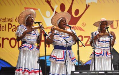 Festival Petronio Álvarez será galardonado en Medellín
