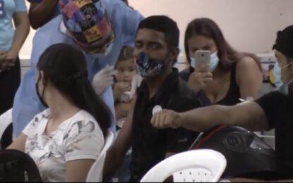 80 mil nuevas dosis de vacunas contra el Covid-19 llegarán al Valle del Cauca
