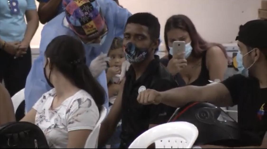 Llegarán 80.000 nuevas dosis de vacuna Covid-19 al Valle del Cauca
