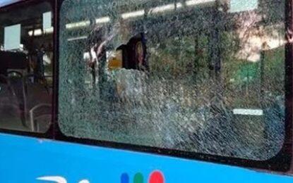 Siguen ataques a buses del MIO