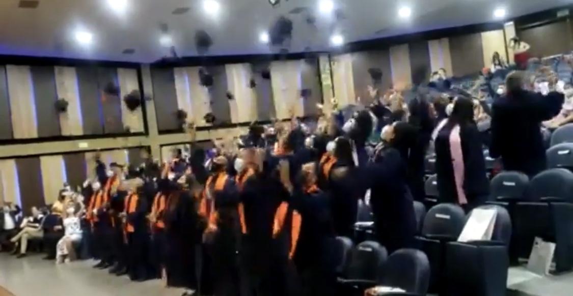 INCAP graduó su primera promoción de técnicos laborales en el Valle