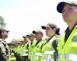 Policía alista operativos especiales para Amor y Amistad