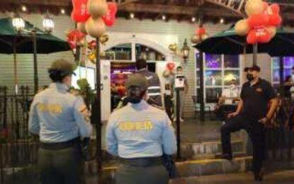 45 capturados en Cali durante el fin de semana de Amor y Amistad
