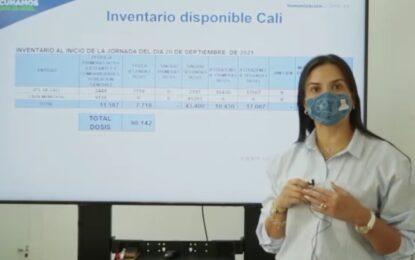 Anuncian disponibilidad de vacunas SINOVAC en Cali pero aún nada de MODERNA