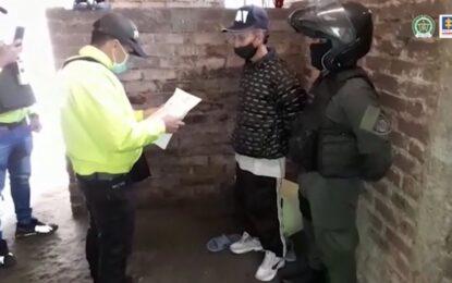 """Capturados """"Los Sábatos"""", hurtaban vehículos en Popayán"""