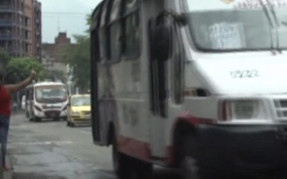Buses ilegales siguen prestando servicio en Cali