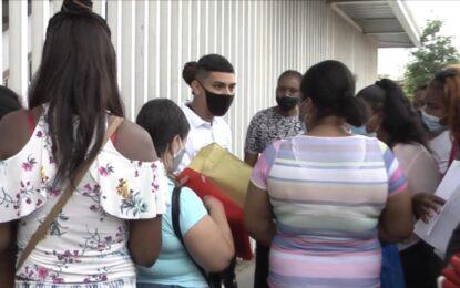 Plantón de digitadores está afectando beneficiarios de Familias en Acción Cali