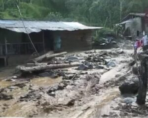 Fuertes lluvias encienden alarmas en varios municipios del Valle