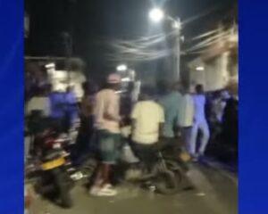 Balacera en Palmira dejó 2 muertos y varios heridos